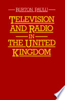 Television and Radio in the United Kingdom