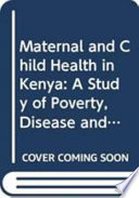 Maternal and Child Health in Kenya