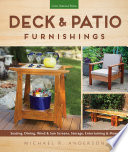 Deck   Patio Furnishings