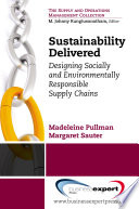 Sustainability Delivered