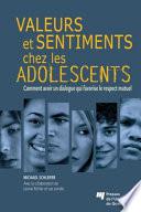 Valeurs et Sentiments Chez les Adolescents