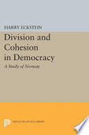 Division and Cohesion in Democracy