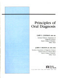 Principles of Oral Diagnosis
