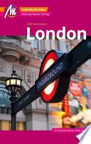 London Reisef  hrer Michael M  ller Verlag