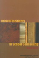 Critical Incidents In School Counseling