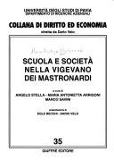 Scuola e societ   nella Vigevano dei Mastronardi