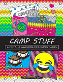 Camp Stuff 24 Page Coloring Book