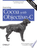 Learning Cocoa with Objective C