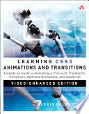 Learning Css3 Animations Transitions Video Enhanced Edition