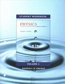 Student Workbook for Physics for Scientists and Engineers: A Strategic Approach, Vol. 2 (CHS 22-36)