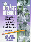 The Therapist s Notebook