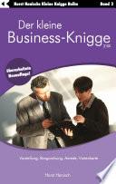 Der kleine Business-Knigge 2100