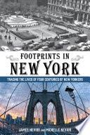 Footprints in New York