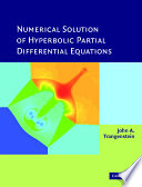 Numerical Solution of Hyperbolic Partial Differential Equations