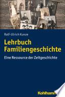 Lehrbuch Familiengeschichte