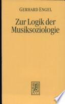 Zur Logik der Musiksoziologie