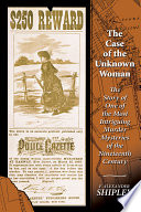 The Case of the Unknown Woman