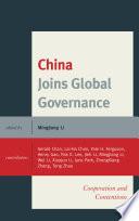 China Joins Global Governance