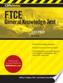 CliffsNotes FTCE General Knowledge Test 4th Edition