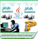 Java Interview Questions Answers 2013 2014 Edition