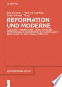 Reformation und Moderne