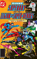 Superboy and the Legion of Super Heroes