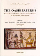 Oasis Papers VI