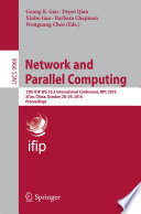 Network and Parallel Computing