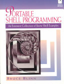 Portable shell programming