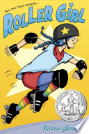 Roller Girl Book Cover
