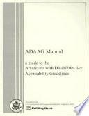 ADAAG Manual