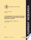 Geological Survey of Canada, Current Research (Online) no. 2005-A3