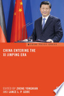 China Entering the Xi Jinping Era