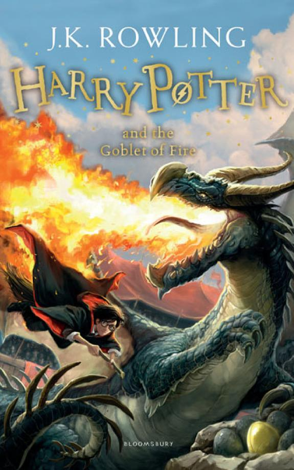 Harry Potter and the Goblet of Fire / J.K. Rowling.- London [etc.] : Bloomsbury , 2014