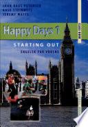 Happy Days 1  Class Book