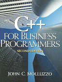 C   for Business Programming