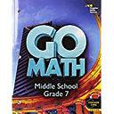 Go Math! Interactive Worktext Grade 7