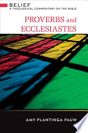 Proverbs and Ecclesiastes
