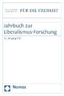 Jahrbuch zur Liberalismus-Forschung 2013