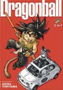 Dragon Ball  3 in 1 Edition   Vol  1