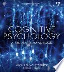 Cognitive Psychology book