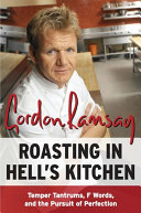 Roasting in Hell's Kitchen Book