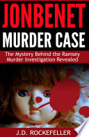 Jonbenet Murder Case book