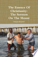 The Essence Of Christianity The Sermon On The Mount