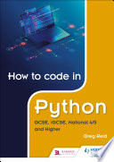 How To Code In Python Gcse Igcse National 4 5 And Higher