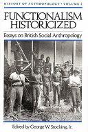 Functionalism Historicized