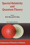 Special relativity and quantum theory