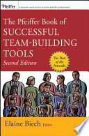 The Pfeiffer Book Of Successful Team Building Tools