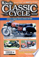 WALNECK'S CLASSIC CYCLE TRADER, NOVEMBER 2006