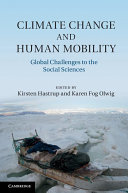 Climate Change and Human Mobility